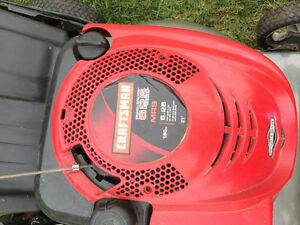 Craftsman 190cc lawnmower