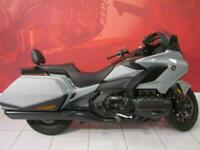 Honda GL1800 Goldwing Bagger DCT - 21 year machine - only 459 miles.