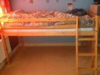 Wooden mid sleeper , CAN DELIVER