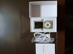 New MP3/MP4 Music Player