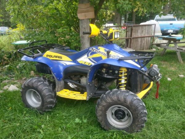 Used 2002 Polaris 400cc 4X4