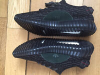 YEEZY BOOST 350 Adidas Pirate Black Unisex Boys Mens Girls Trainers Shoes