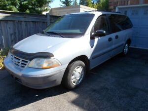 """2000 Ford Windstar """"parts car"""""""