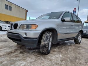 2003 BMW X5 3.0I INSPECTED AND FULL DETAIL