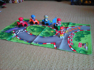 Little People Race Track
