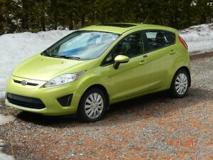 2012 Ford Fiesta ses Berline