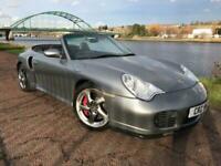 2005 05 PORSCHE 911 3.6 TURBO 2D 420 BHP
