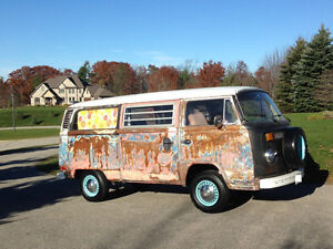 1975 Volkswagen Bus Vanagon Rat Rod - READ!!