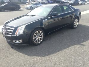 2008 Cadillac CTS4,  3 YEARS GARANTY INCLUDED