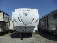 New Rockwood 5th Wheel 8285IKWS ONLY $182.72 Bi-weekly O.A.C.