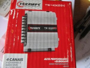 taramps ts-400x4 new
