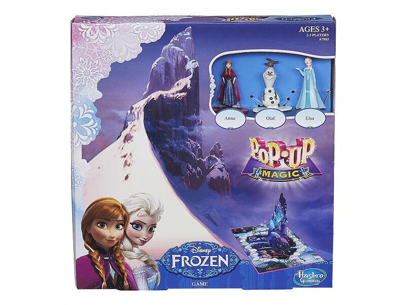 Disney Pop Up Magic Frozen Game