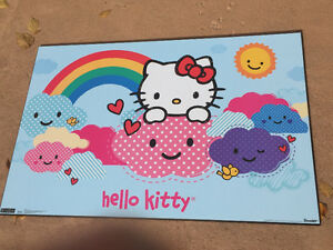Hello Kitty posters Windsor Region Ontario image 1