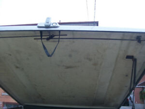 6 and a half foot fiberglass cover for pick up truck box cover i