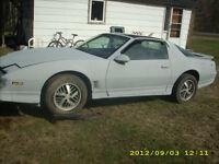 1985 Pontiac Trans Am Coupe (2 door)
