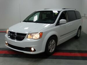 2014 Dodge Grand Caravan Crew   - Sunroof - DVD Player - Bucket