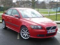 2007 56, Volvo S40 1.8 Sport Saloon Manual + 13 SERVICE STAMPS + MOT MARCH 2019