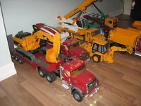 Bruder Construction Toys
