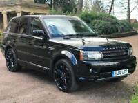Land Rover Range Rover Sport 3.0TD V6 HSE Station Wagon 5d 2993cc auto