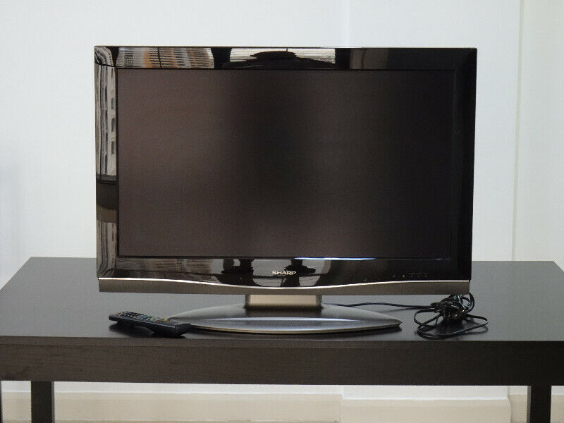 "Sharp 32"" Multi System TV"