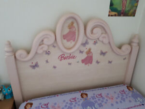 Barbie twin bed for sale
