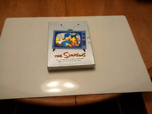 The Simpsons - DVD Collector's Edition - Complete First Season