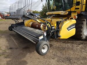 Rake-Up Pick up header Strathcona County Edmonton Area image 1