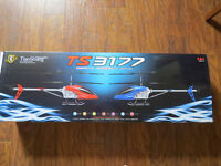 Helicopter Remote Control TS 3177- Brand New