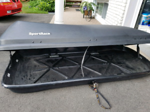 Porte baggage Sports Rack Expedition.