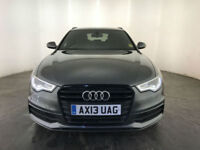 2013 AUDI A6 S LINE BLACK EDITION TDI DIESEL ESTATE SERVICE HISTORY FINANCE PX