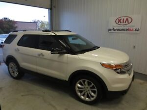 2014 Ford Explorer XLT - 4WD