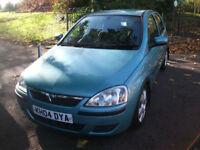 "Vauxhall/Opel Corsa 1.3CDTi 16v ( a/c ) 2004MY Energy *28 DAYS WARRANTY"""