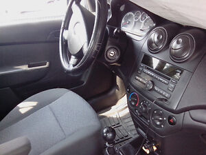 2009 Chevrolet Aveo Gatineau Ottawa / Gatineau Area image 6