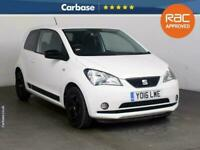 2016 SEAT Mii 1.0 Design Mii 3dr HATCHBACK Petrol Manual