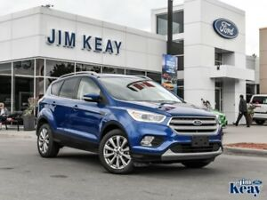 2018 Ford Escape Titanium  - One owner - Certified