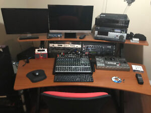 Professional Recording Suite for Sale – Video and Audio