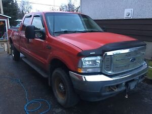 2003 F-350 for sale Prince George British Columbia image 1
