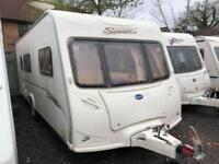 2007 Bailey Senator Arizona 4 berth caravan Great Family Layout AWNING BARGAIN