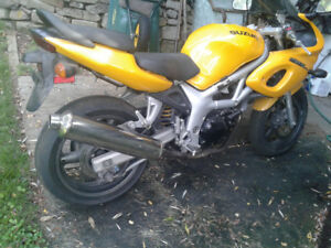 2000 SV 650 for parts