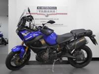 64 REG YAMAHA XT 1200 Z SUPER TENERE ONE PREVIOUS OWNER IMMACULATE CONDITION