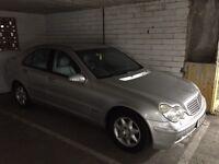 Mercedes C180 2001
