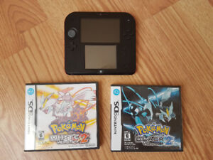 2DS and Pokémon games