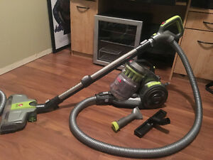 Hoover Airtunnel Bagless Canister Vacuum for $100.00 Firm