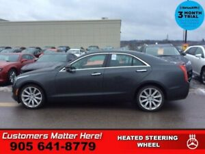 2015 Cadillac ATS 2.0 Turbo Luxury  NAV CUE ROOF CAM HTD-S/W HS