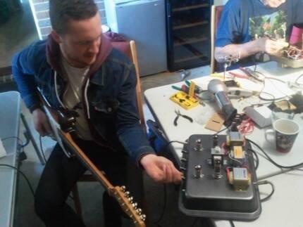 15W valve amp DIY kit:  The Lamington by Valve Heaven