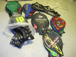 Brand New Tennis and Badminton racquet covers