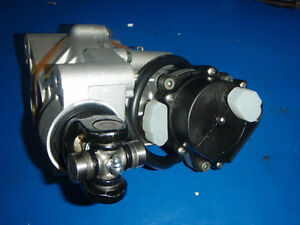YAMAHA RHINO 660 FRONT DIFFERENTIAL NEW WITH ACUATOR Prince George British Columbia image 1