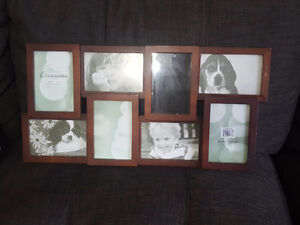 home accents, 1frame 2 pictures