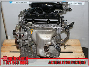 NISSAN ALTIMA SENTRA QR25 2.5L TWIN CAM ENGINE 02-06