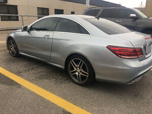 2014 Mercedes-Benz E-Class E550 Coupe (2 door) AMG Package